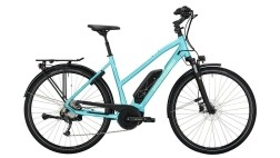 Victoria eTrekking 6.5 E Bike turquoise Bosch 500 Wh