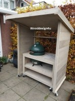 Buitenkeuken,overkappingwooddesign4u