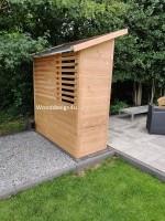 Buitenkeuken overkappingwooddesign4u