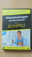 Dvd Fitnesstrainingen voor Dummies