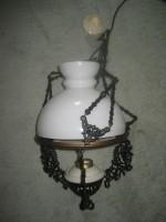 """Antieke hanglamp """"Schippertje"""""""