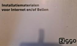 Installatiemateriaal voor internet