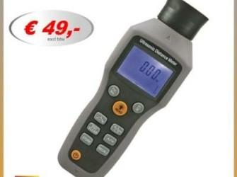 afstandsmeter afstand meter laser meetapparatuur