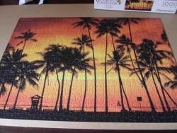 1000 stukjes Clementoni high quality collection hawaii