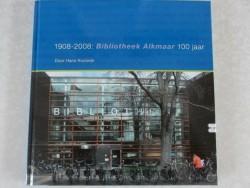 Bibliotheek Alkmaar 100jaar