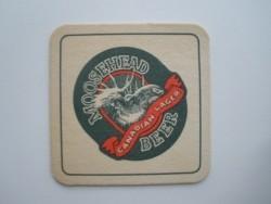 1 bierviltje moosehead