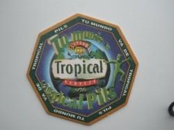 2 bierviltjes Tropical