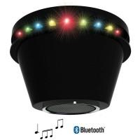 Bluetooth speaker met discolicht