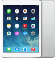 """iPad Air 9.7"""" 16GB wit zilver (Dual Core 1.3Ghz - 2048x1536…"""