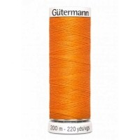 Gutermann Naaigaren 200 meter Oranje nr 350