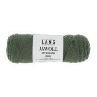 Lang Yarns Jawoll 50 gram olive nr 098