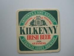 1 bierviltje Kilkenny