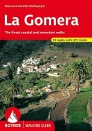 Wandelgids La Gomera Rother Walking Guide   Rother Bergverl…