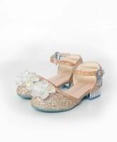 Elsa / Anna schoenen - Gouden Prinsessen schoenen - Verklee…