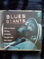 Blues Giants cd's