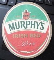 2 bierviltjes Murphy's