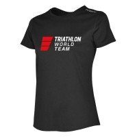 TriathlonWorld TEAM   Fusion Nova T-Shirt   Dames Size : L
