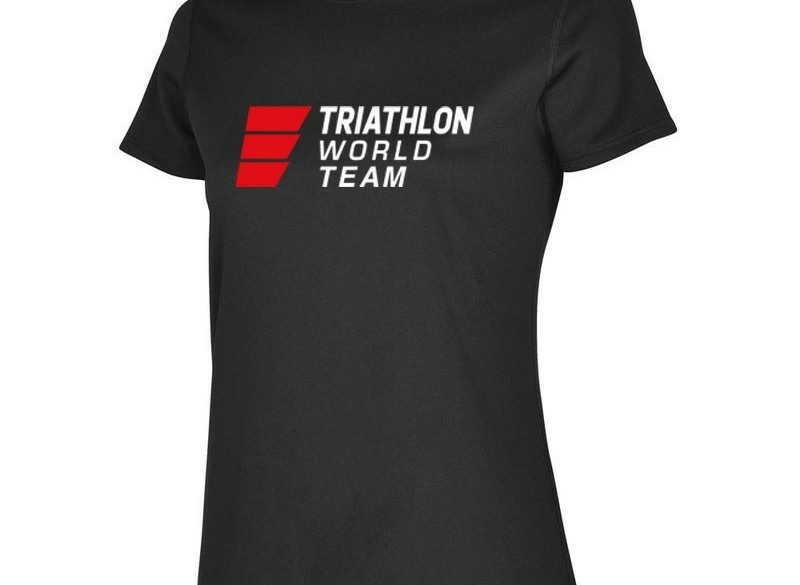 TriathlonWorld TEAM | Fusion Nova T-Shirt | Dames Size : L
