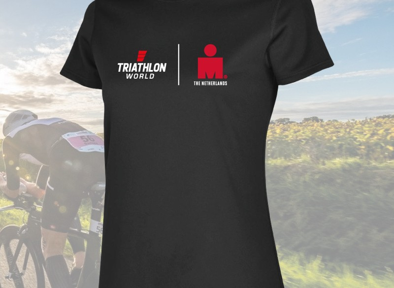 IRONMAN Nederland X TriathlonWorld | Nova T-Shirt | DamesS…