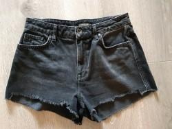 zwart korte spijkerbroek Seven Sisters mt M