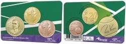 Nederland Coincard 2021 Richard Krajicek