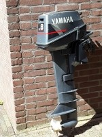 Yamaha 8 pk langstaart 2takt