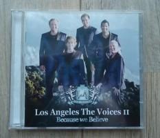 Originele CD Because We Believe van Los Angeles, The Voices…