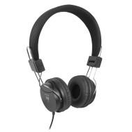 EW3573 hoofdtelefoon/headset Hoofdtelefoons Hoofdband Zwart…
