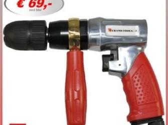 boormachine pneumatisch schroefmachine 1-13mm boor