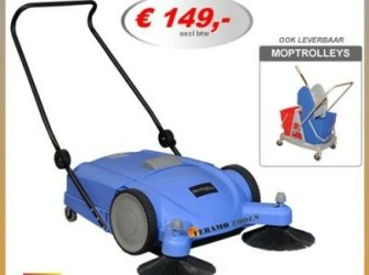 veegmachine borstelveegmachine straatveegmachine