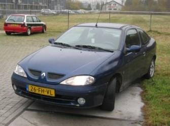 Renault M?gane 1.4 16V op G3 uit 2000!!!!