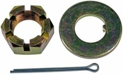 Spindle Nut, Front, Chevy, GMC, Kit