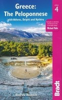 Reisgids Greece: The Peloponnese Peloponnesos Bradt Travel…