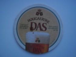 1 bierviltje - Hougaerdse DAS
