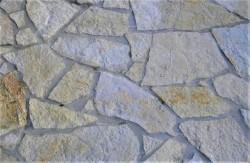 Bourgogne flagstones mediterraanse stijl ca. 3 - 4 cm dik