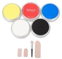 PanPastel Kleurset 5 Primaire Kleuren