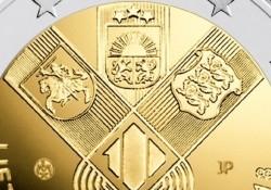 Estland 2 Euro 2018 Coincard Baltische Onafhankelijkheid