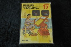 Philips Videopac NR 17 Chinese Logic