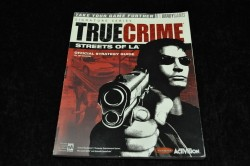 True Crime Streets Of L.A. Offical Strategy Guide