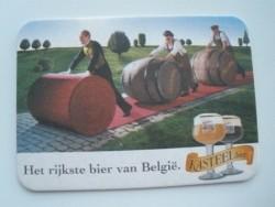 1 bierviltje - Kasteel bier