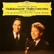 Mendelssohn  Bruch - Shlomo Mintz - Chicago Symphony Orches…