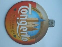 1 bierviltje - Tongerlo