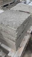 Gladde betontegels 50x50x5