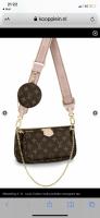 Louis Vuitton multi pochette monogram tas