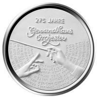 Duitsland 20 Euro 2018 Lakenhal orkest