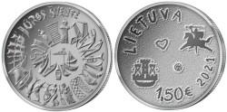 Litouwen 1,5 Euro 2021 Klaipeda Zee Festival