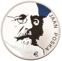 Estland 10 Euro 2016 Jaan Poska