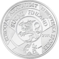 Finland 10 Euro 2016 Arvar Aalto