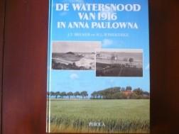 De Watersnood van 1916 in AnnaPaulowna.