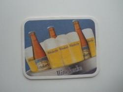 1 bierviltje - Wittekerke